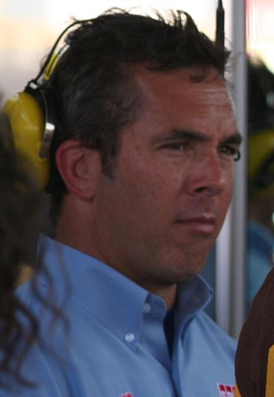 NASCAR driver Hermie Sadler