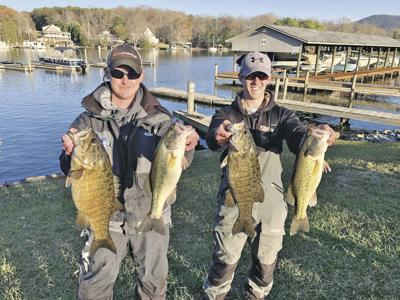 Pilsons win in Bass Cast Classic