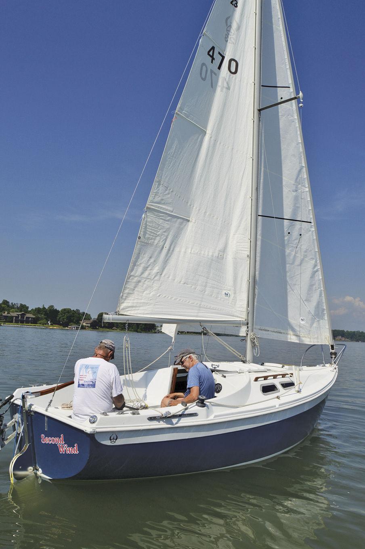 BYRA holds annual spring regatta