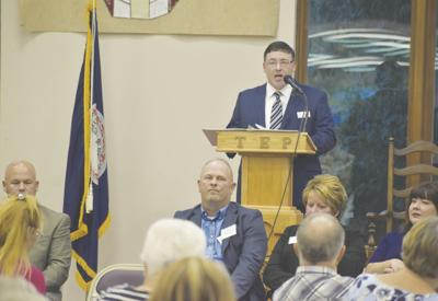 Candidates express views at forum