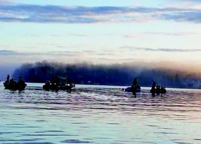 SML Bassmasters holds first tournament of 2020
