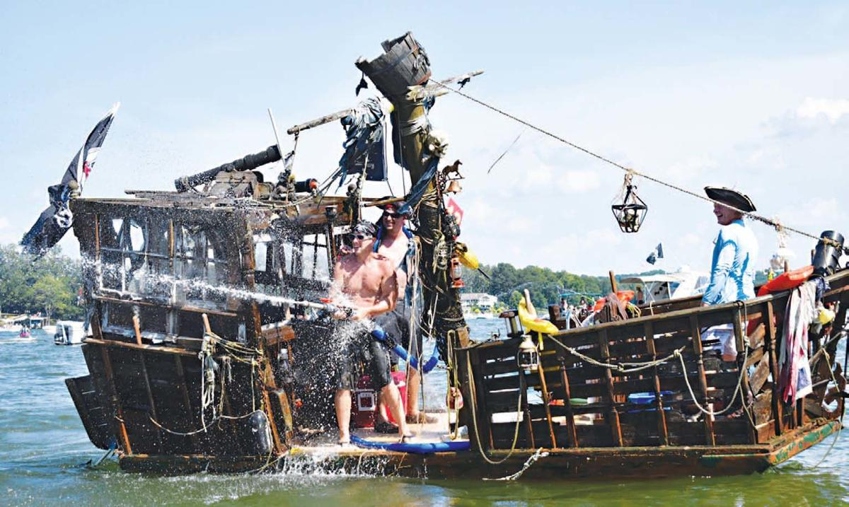 Pirate Days at Smith Mountain Lake
