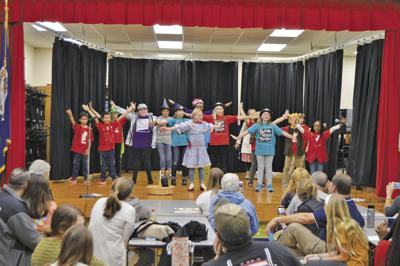 Students perform in showcase at Dudley