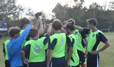SMLCA boys' soccer