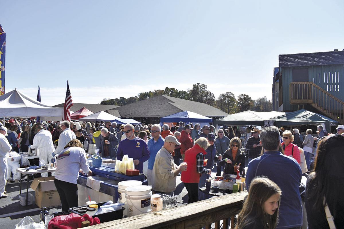 SunTrust wins in 17th Chili Festival