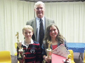 Winner Of The Franklin County Spelling Bee Smith