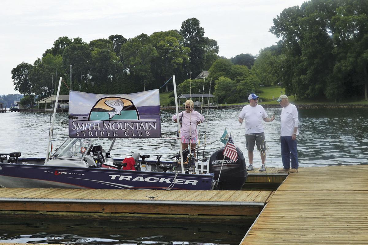 Striper Club holds Boat Show & Tell