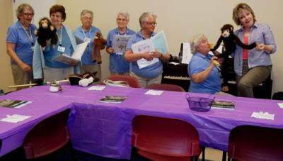 Silver Notes performs for Southside Seniors