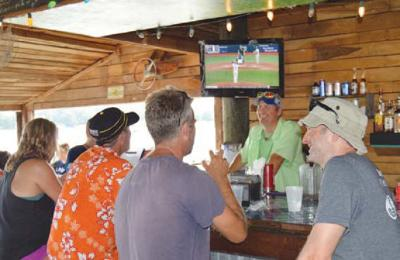 After fire, delay, Portside Grill & Bar opens