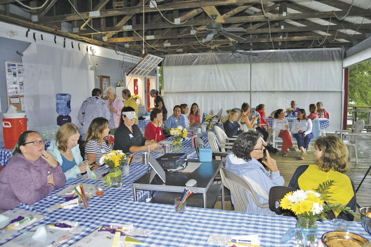 VISA holds 8th women's sailing camp