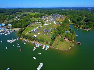 2017 Smith Mountain Lake Wine Festival