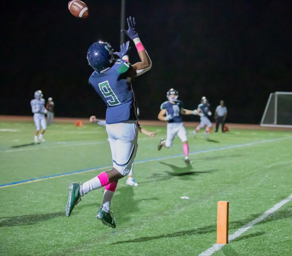Kyle Webster (St. Mary's Ryken football)
