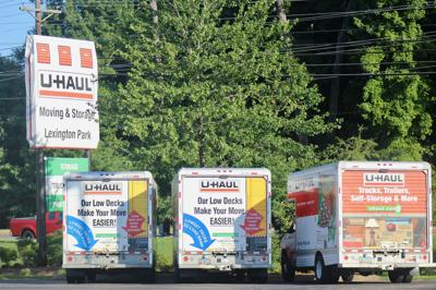 U-Haul offers free space for local food bank
