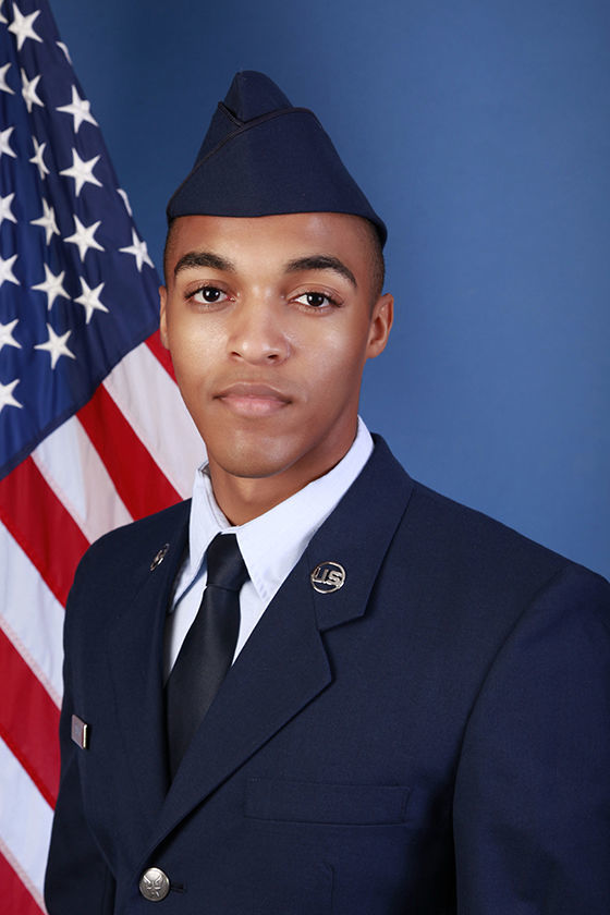 Talley completes Air Force basic training