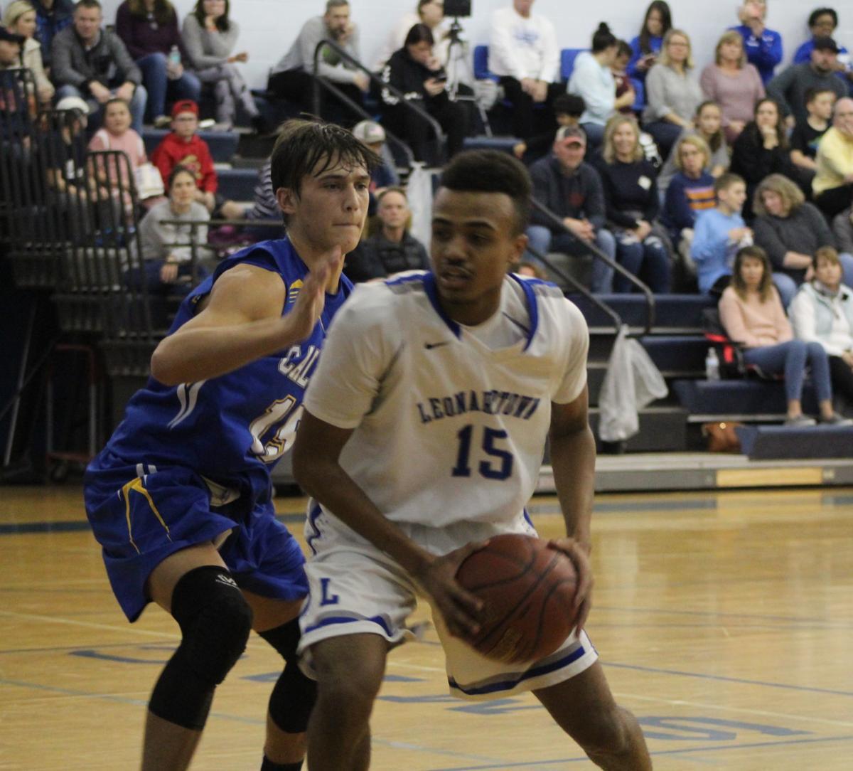 Tyreke Herbert (Leonardtown boys basketball)