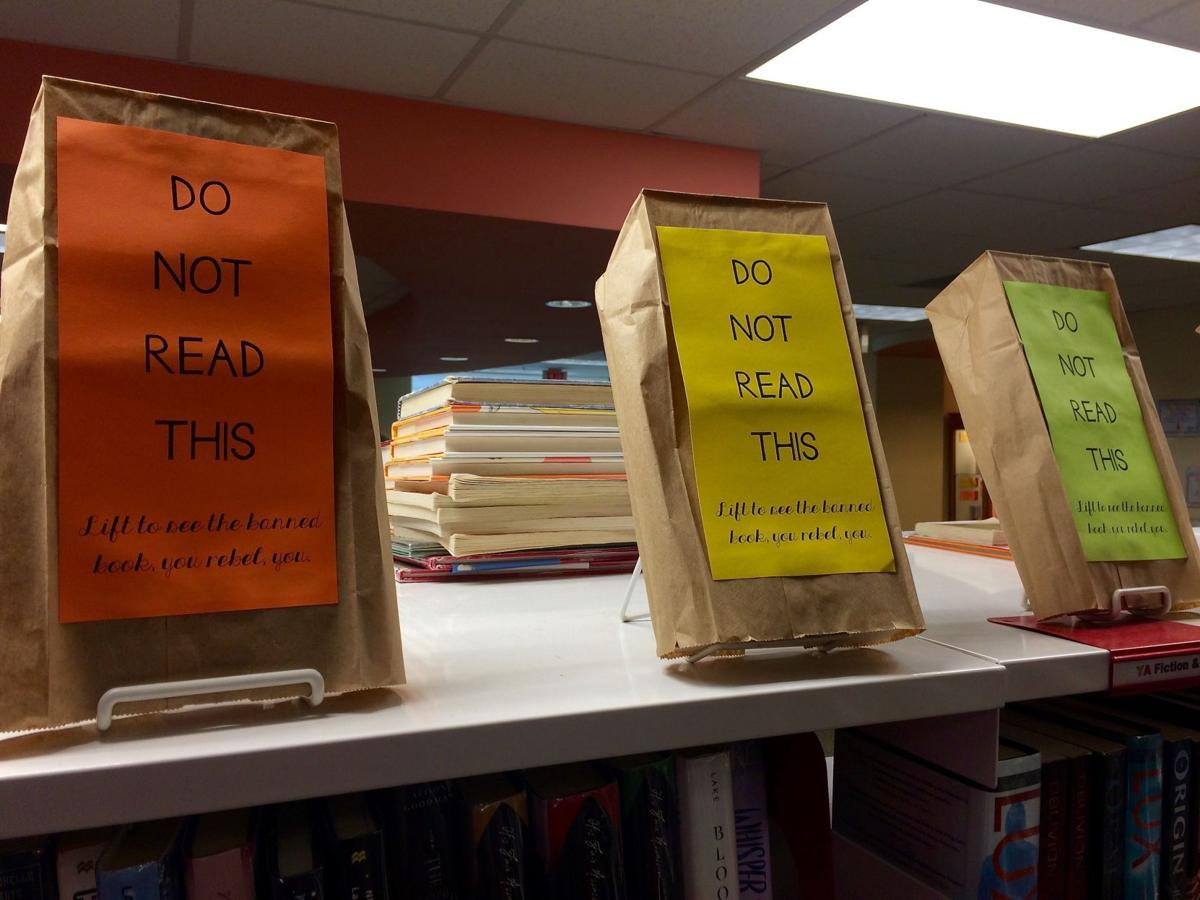 'Banned' books
