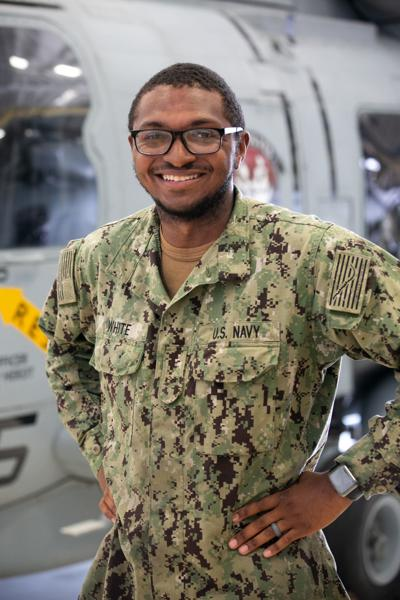 Waldorf native keeps Navy helicopters flying