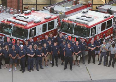 Fire company gets federal funds