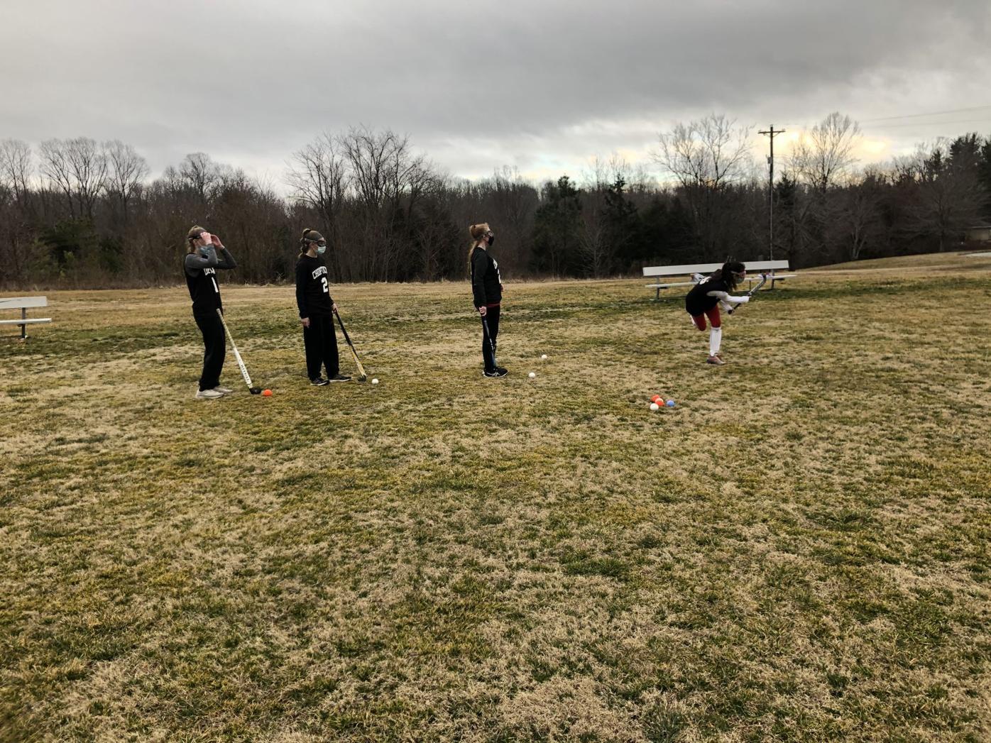 St. Mary's fall sports teams under way