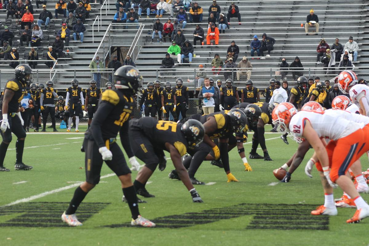Bowie State defense