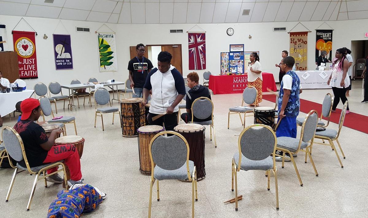 Temple Hills Our Savior Church hosts first health fair