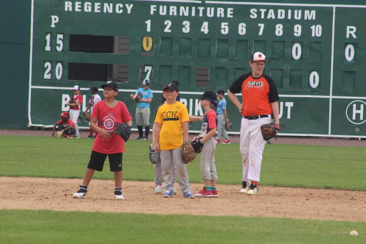 Blue Crabs summer youth camp