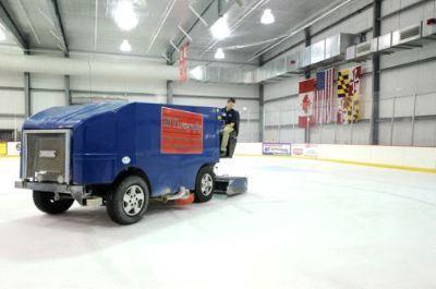 Elbert's Ice Co. is one cool job