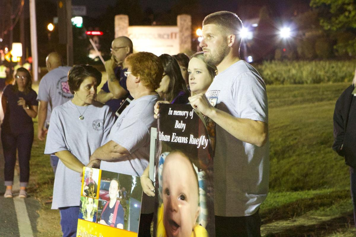 Sobriety checkpoint honors Nanjemoy firefighter