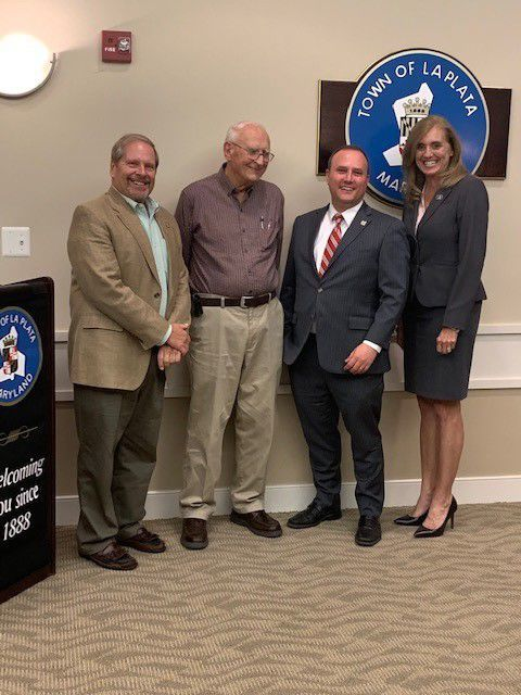 Beloved La Plata mayor recognized for 50 years of service to town