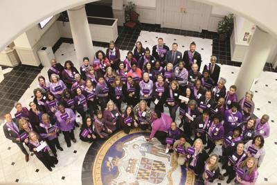 Alzheimers advocates convene in Annapolis