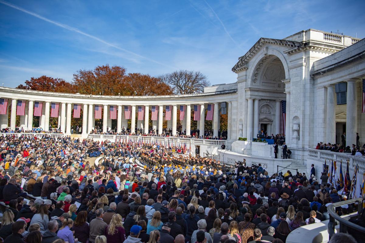 National Veterans Day Observance 2019