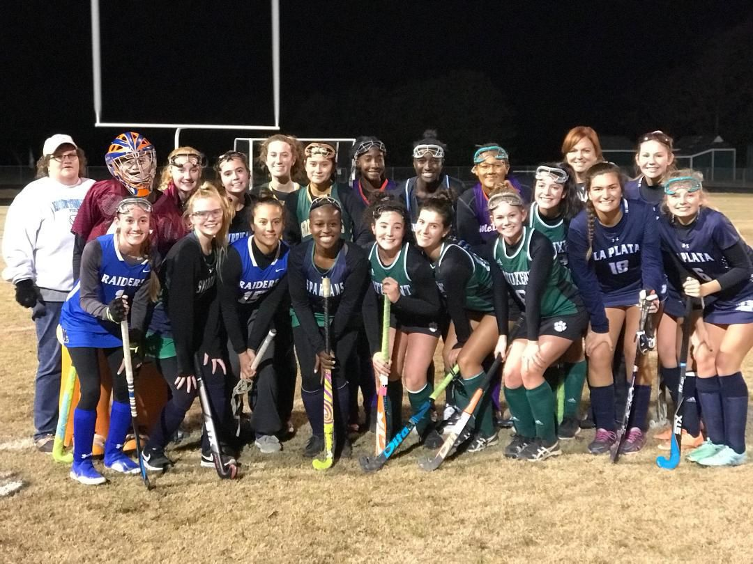 SMAC field hockey all-star game