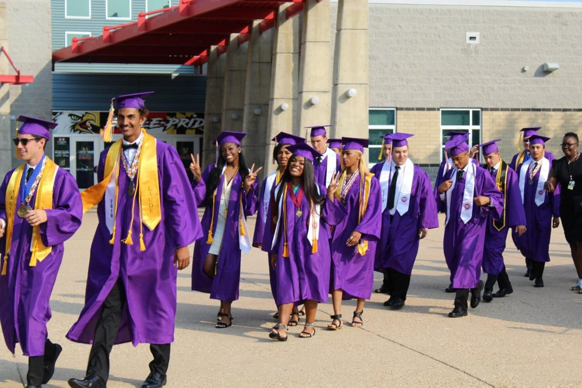 McDonough celebrates class of 2019
