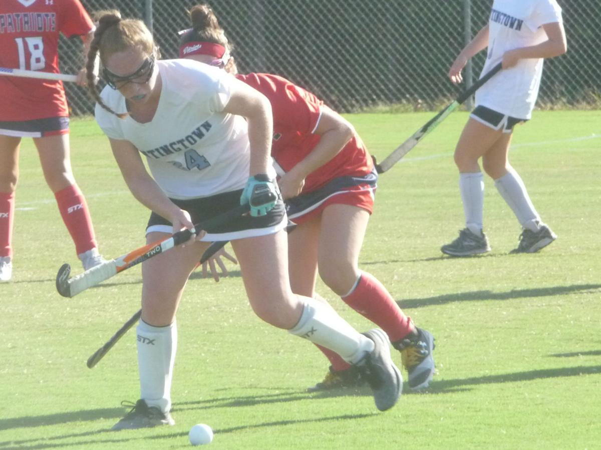 Emma Pike (Huntingtown field hockey)