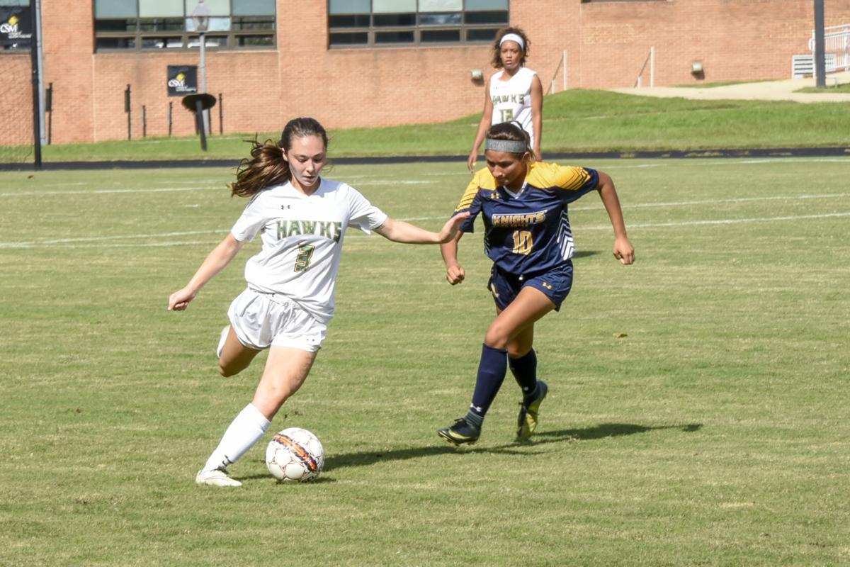 Karleigh Cohen (CSM women's soccer)