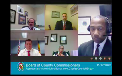 Charles commissioners adopt Hogan's COVID-19 orders