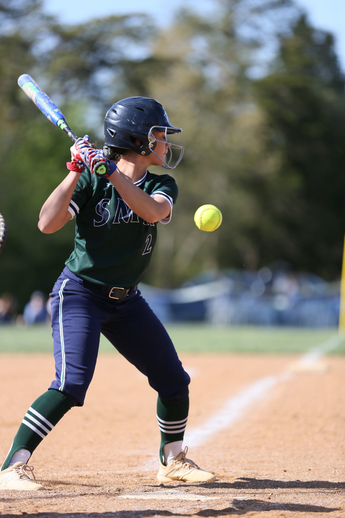 Melody Coombs (St. Mary's Ryken softball)