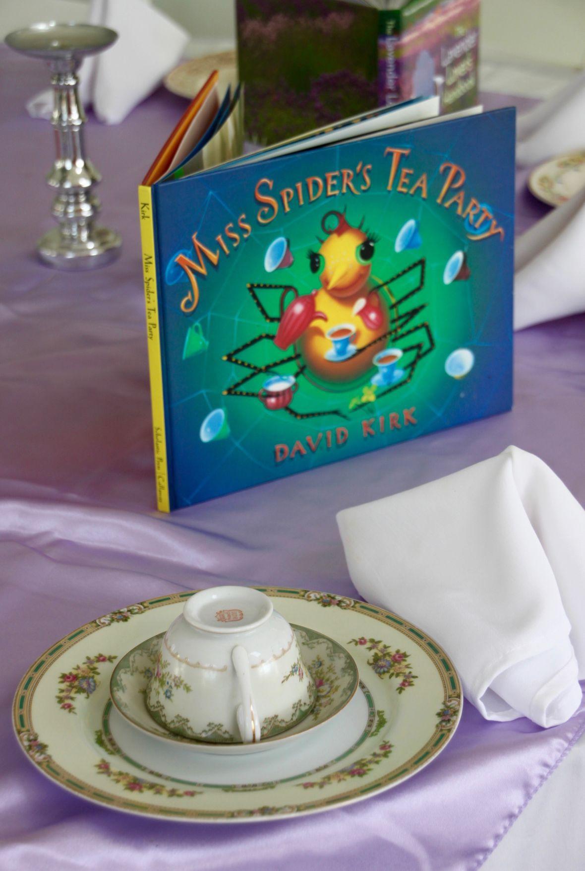 Lovemore Lavender tea parties