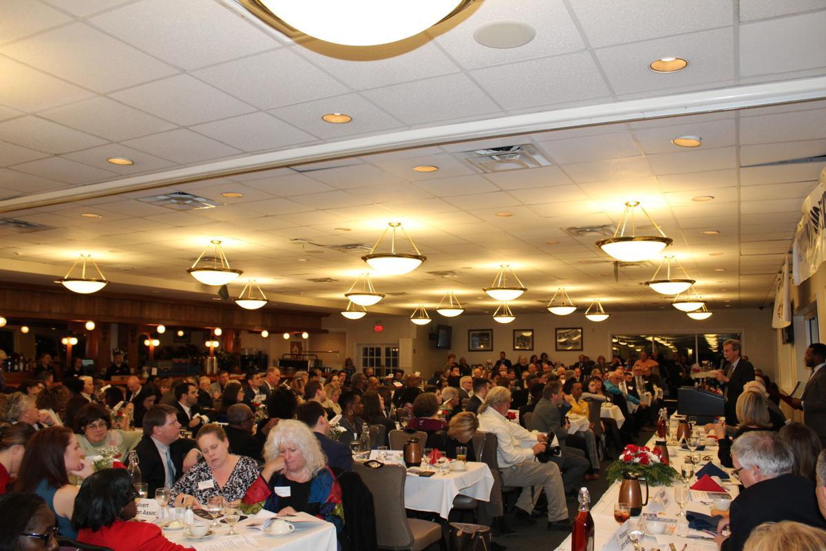 20th annual Louis L. Goldstein dinner