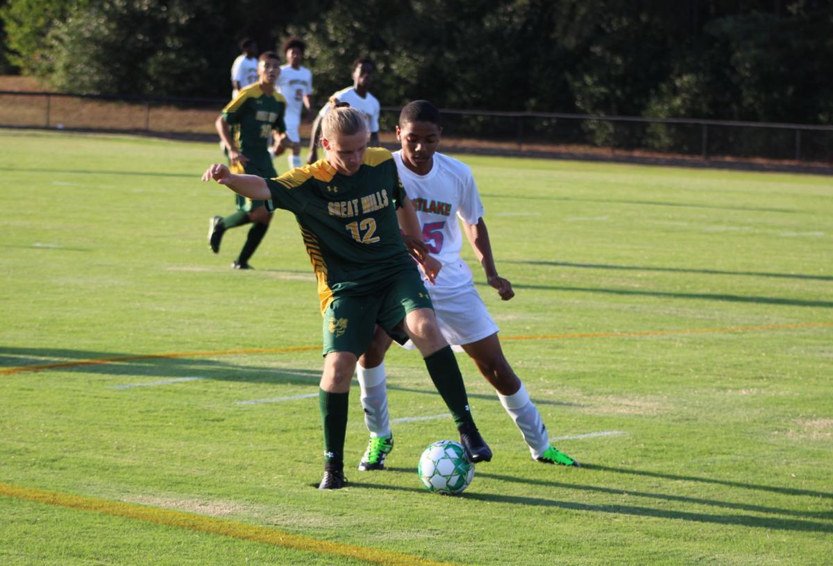 Andrew Burgess (Westlake boys soccer), Beau Hawkins (Great Mills boys soccer)