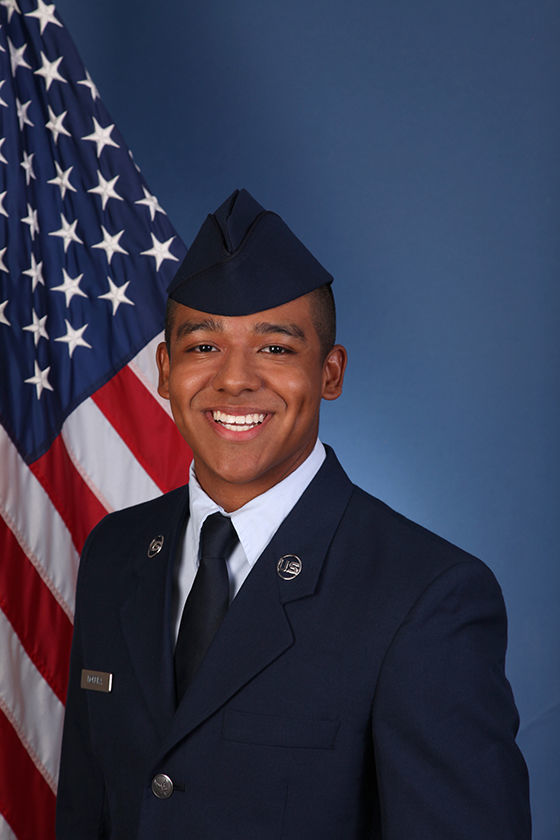 Moreira completes Air Force basic training