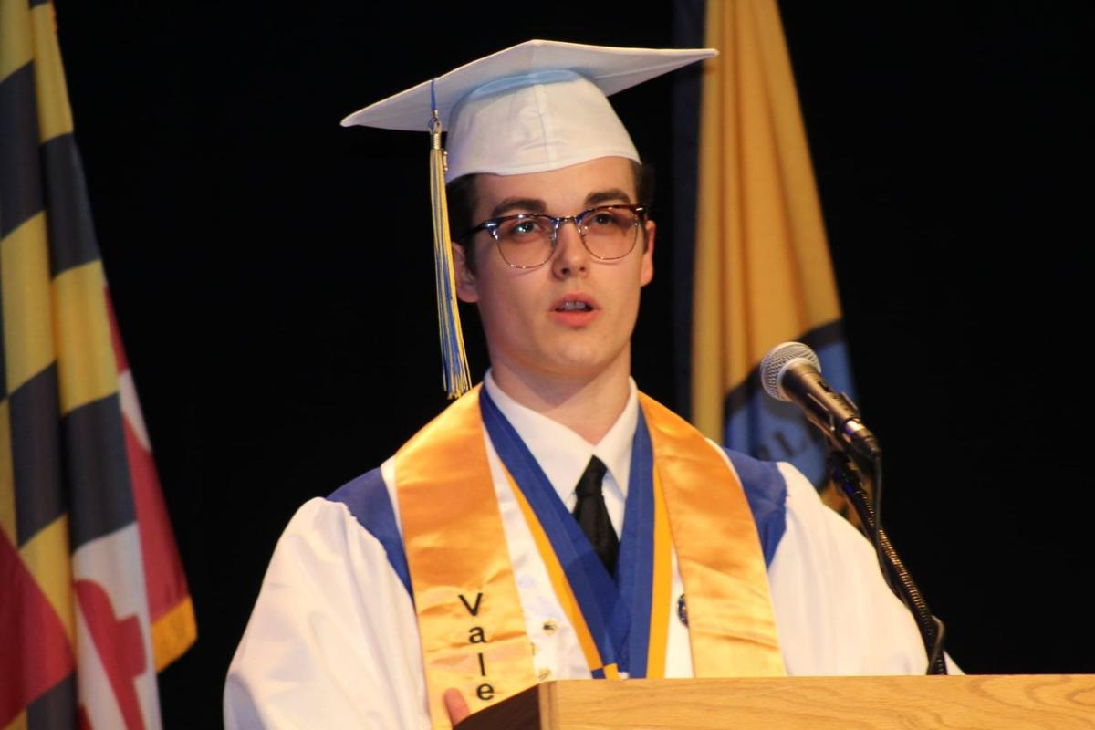 Thomas Stone celebrates class of 2019