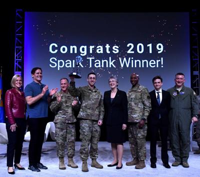 Competing of the minds: Air Force Spark Tank 2020 open for submissions