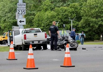 Collision at Hermanville Road