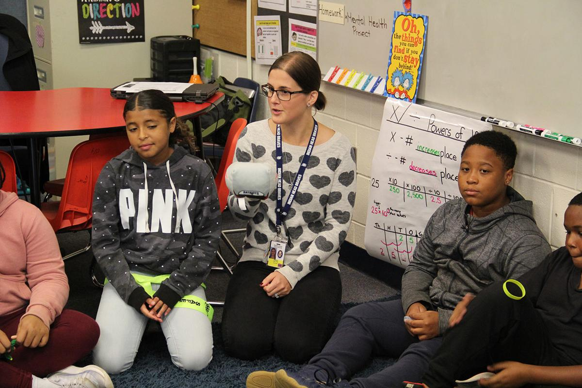 Indian Head staff, students learn to 'Move This World'
