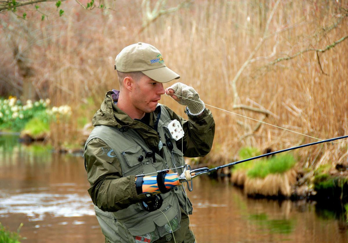 Veterans organization gets 248 000 va grant local news for Healing waters fly fishing