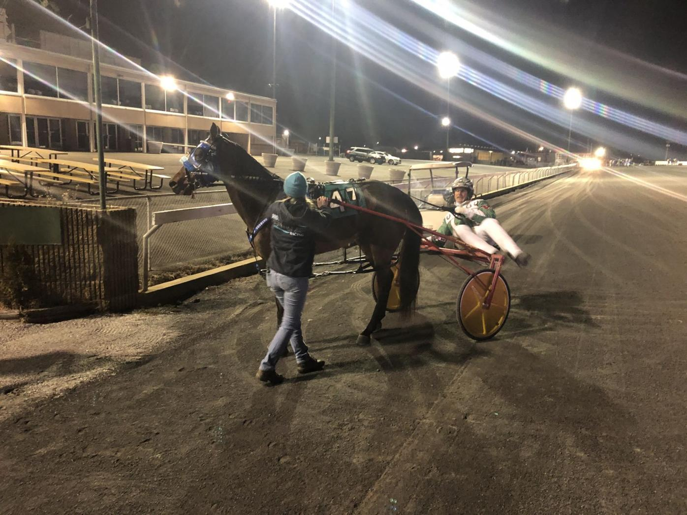 Rosecroft offers solid Sunday card