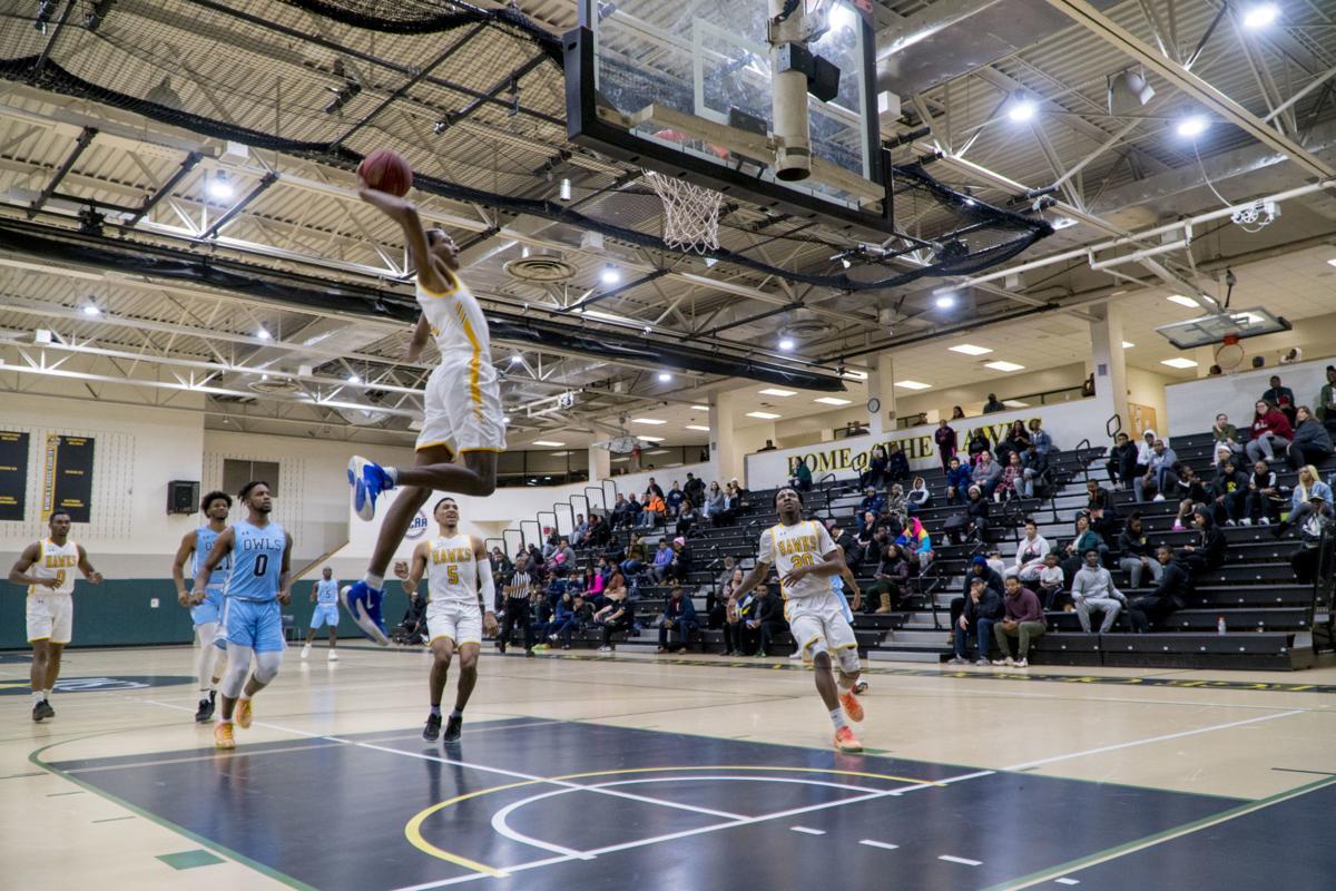 Lelan Eackles (CSM men's basketball)