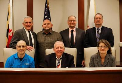 Chesapeake Beach mayor and council