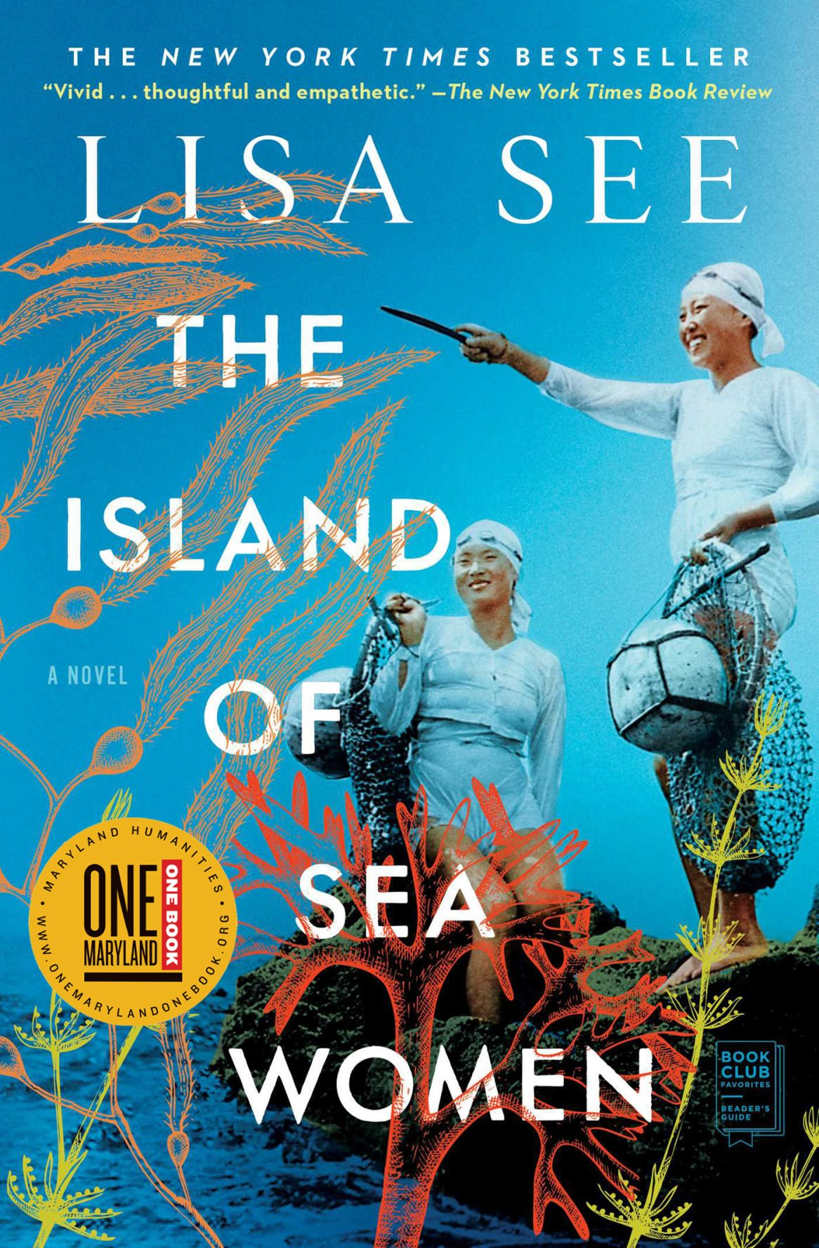 """One Maryland One Book selects """"The Island of Sea Women"""""""